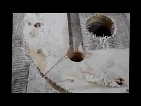 видео: Станок производства щек кабельных барабанов №8-22