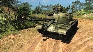 Men of War Vietnam - USA campaign walkthrough - Mission 4 - Die Hard Attack 2/2
