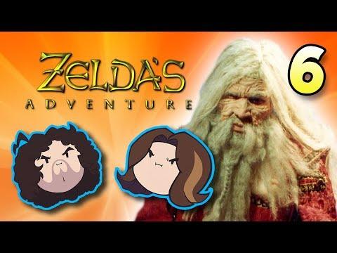 Zeldas Adventure: Vile Blue Vile - PART 6 - Game  Grumps