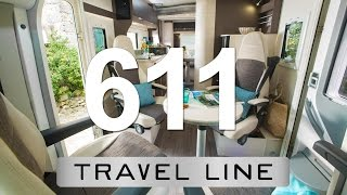 611 Travel Line - 2017 - Chausson Camping cars