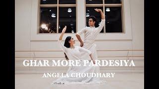 Ghar More Pardesiya by Angela Choudhary | Kalank: Alia Bhatt, Varun Dhawan, Madhuri | Dance Cover