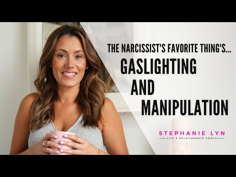Gaslighting & Manipulation.. the Narcissist's Favorite Things!