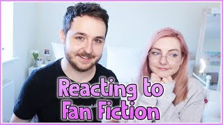 Reacting to Fan Fiction with LDShadowlady