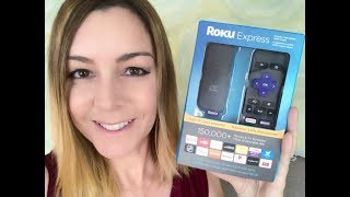 Roku Express TV streamer Review