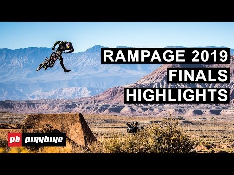 Red Bull Rampage 2019 FULL Highlights