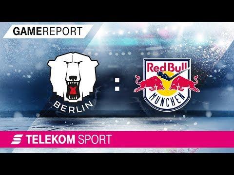 Eisbären Berlin - EHC Red Bull München | Finale Spiel 6, 17/18 | Telekom Sport