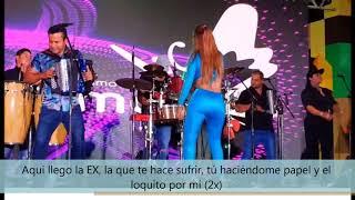 La Ex Samy y Sandra 2018 / Letra