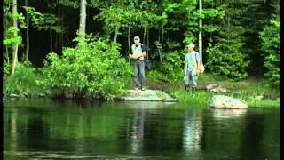 Диалоги о рыбалке - Финляндия Форель на спиннинг