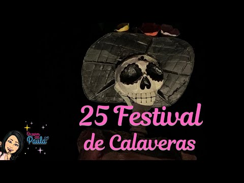 25 Festival De Calaveras