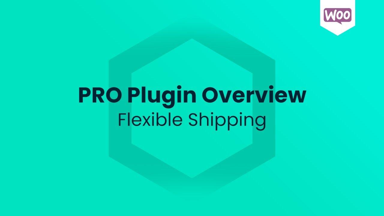 Flexible Shipping PRO WooCommerce