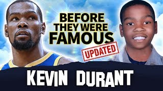 Kevin Durant | Before They Were Famous | Career Ending Injury?