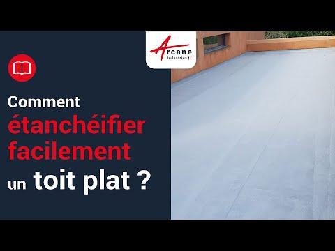 Membrane Détanchéité Pour Toit Plat Abri Jardin Bois France