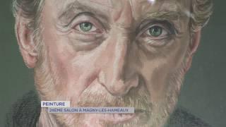 Peinture : 24e salon à Magny-les-Hameaux