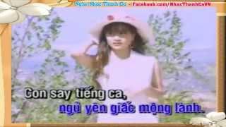 Karaoke: Bờ Đá Xanh Tạ Tội