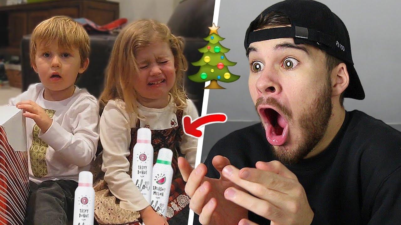 Die SCHLIMMSTEN Weihnachtsgeschenke !! 😂 (FAILS) - YouTube