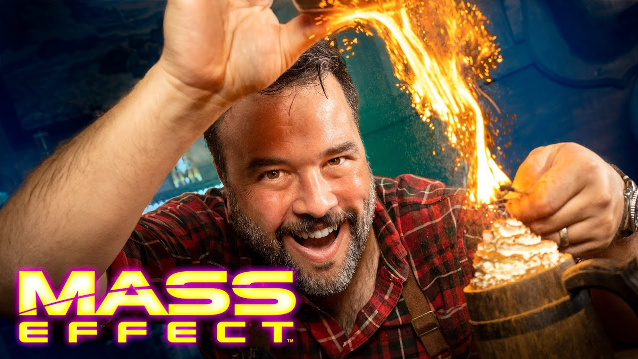 Drinks from Mass Effect in Real Life | How to Drink