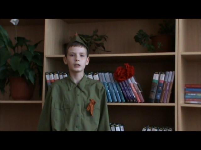 Изображение предпросмотра прочтения – ТимурКиреев читает произведение «Рассказ танкиста» А.Т.Твардовского