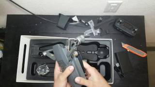 DJI Mavic Pro fly more bundle un-boxing review and thoughts 4k part 1