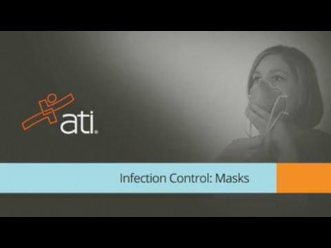 Infection Control Nursing CEU Course: Masks