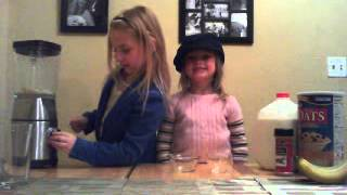 Hailey & Keegan's Cafe: Healthy Oatmeal Cookie Smoothie