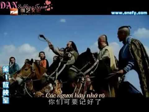 Legend of the Condor Heroes 2008 - ep 1 preview+ending song