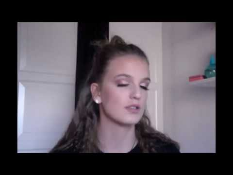 FIRST VIDEO| Carli Bybel eye palette GLAM look thumbnail