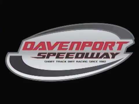 Davenport Speedway - 5/5/14