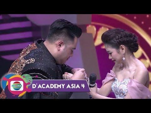 WOW! Nassar Beri Hadiah Gelang Emas untuk Rara | Konser Kemenangan DA Asia 4