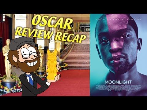 Moonlight - Oscar Review Recaps