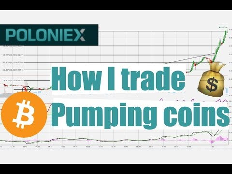 How I trade pumping coins