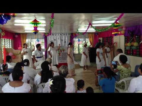 TUVALU AOG MOther's Day 2016
