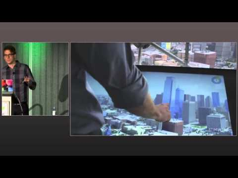 NVScene 2015 Session: Creating Interactive Visuals for Large Audiences (Joel Pryde)
