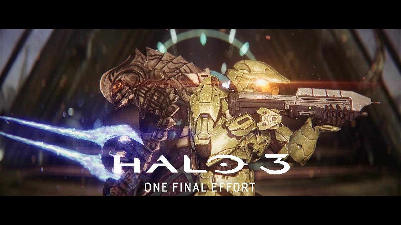 Halo 3 Anniversary Fan Soundtrack - One Final Effort
