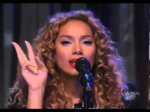 Leona Lewis - One More Sleep at Live with Kelly and Michael 5 December