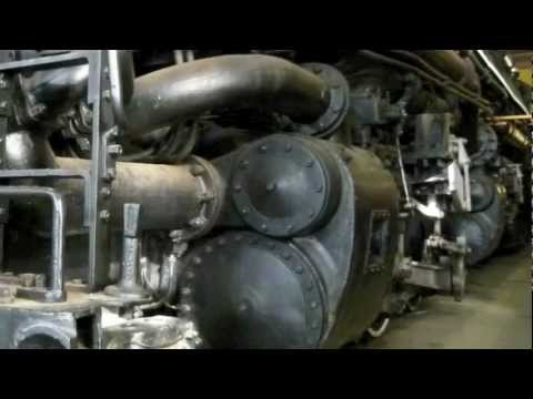 Allegheny - Most Powerful Steam Locomotive