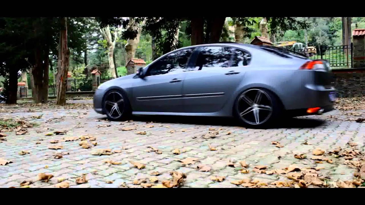 renault laguna 3 gt modifiye tuning youtube