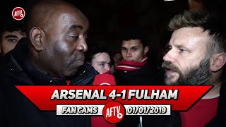 Arsenal 4-1 Fulham | We Won't Make Top Four With This Defence! (Graham)