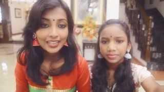 Download Hindi Video Songs - Neeyum Naanum Cover By Kamalavaashnee & Shiva Malar