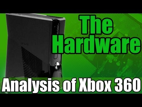 Xbox 360 Console Analysis Part 1 The XBox 360 Hardware - Breaking Down The X360
