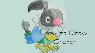 How to Draw Chatot