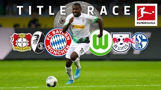 The Most Exciting Title Race In Europe - 5 Reasons Why