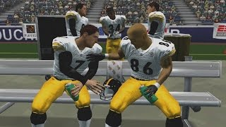 ESPN NFL 2K5 FRANCHISE MODE WEEK 13 STEELERS  VS THE JAGS