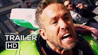 6 UNDERGROUND Official Trailer #2 (2019) Ryan Reynolds, Netflix Movie HD