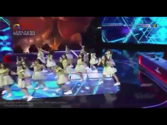 JKT48 Tsugi No Season At Piala presiden E-SPORT GTV