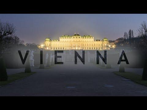 Wien på ett minutt – vals gjennom metropolen ved Donau