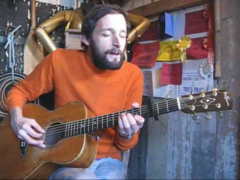 Alasdair Roberts - Farewell Sorrow - Songs From The Shed Session