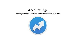 Employee Direct Deposit and Electronic Vendor Payments