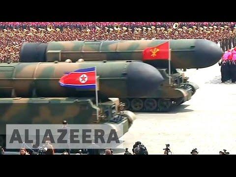 UN calls for calm over US-North Korea tensions