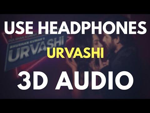 Urvashi (3D AUDIO) | Virtual 3D Audio