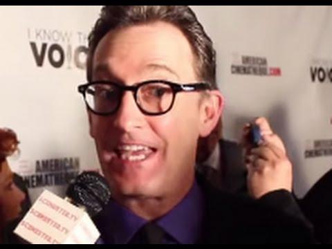 Spongebob Squarepants Voice TOM KENNY at I Know that Voice Movie Premiere